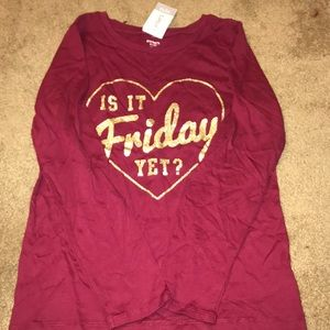 """""""Is it Friday yet?"""" Graphic Tee"""